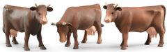 Bruine Boerderijfiguren Bruder koe