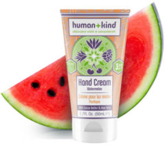 Human+Kind Vegan hand elleboog voet creme watermelon 50 Milliliter