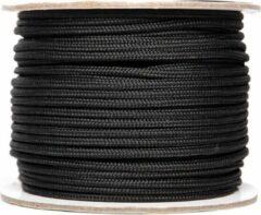 101inc Fosco Touw op rol 3mm/60mtr zwart