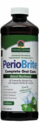 Natures Answer Periobrite Natuurlijke Mondwater 25 Kruiden En Q10 (480ml)