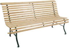 Bruine Woodvision - Lattenbank - Vuren - 160x75x83 cm