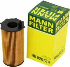 MANN FILTER Oliefilter HU820 / 2X