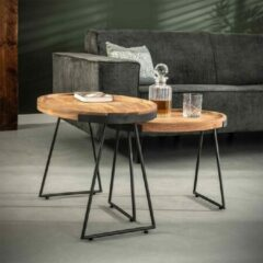 Easy Furn Bijzettafel Set Redruth