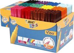 Visa fijne kleurstiften lijndikte: 1 6 mm diverse kleuren 288stuks