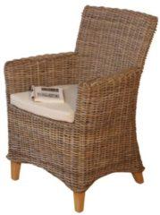 Möbel direkt online Moebel direkt online Rattansessel naturgrau handgeflochten Sessel