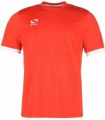 Rode Sondico Voetbalshirt korte mouw - Heren - Red/White - XL