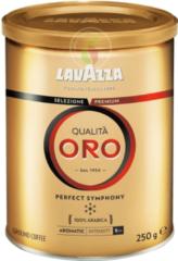 Lavazza Qualita Oro Blik Tin Filterkoffie 250 gram