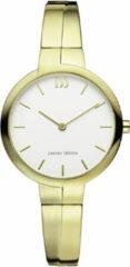 Gouden Danish Design watches edelstalen dameshorloge Rosamund Gold IV05Q1225