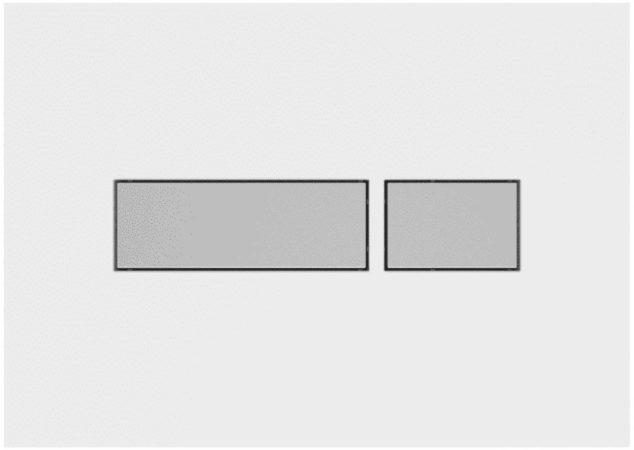 Afbeelding van Witte Plieger Flair bedieningsplaat DF Flair wit/matchroom 16603WS0008 0701129