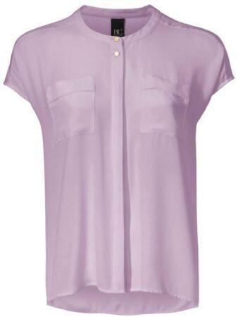 Afbeelding van Paarse Oversized blouse