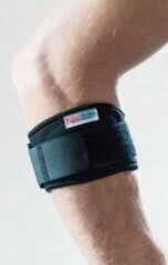Zwarte Super Ortho tennisarm / tenniselleboog / Golfarm bandage