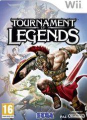 Sega Games Tournament of Legends Wii