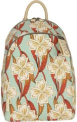 Oilily Jolly Ornament Backpack MVZ OILILY 502 light turquoise