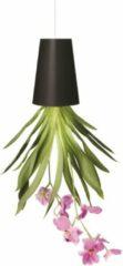 Witte Boskke Sky Planter Recycled Hangende Bloempot Zwart Medium