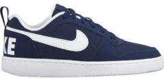 Nike Jr Court Borough Mid Gs Sneaker Unisex Bambini Azul