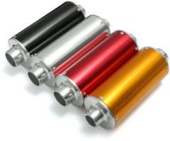 Meco 50cc 110cc 125cc 140cc Pit Bike Dirt Bike Exhaust Decorate Pipe 28mm