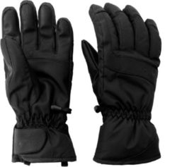 Zwarte Sinner Atlas Glove Unisex Skihandschoenen - Black - Maat XS 7,5