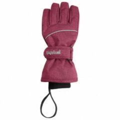 Playshoes - Kid's Finger-Handschuh - Handschoenen maat 6-8 Years, roze/rood
