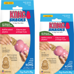 Kong snacks puppy LARGE 300 GR