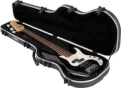 SKB 1SKB-FB-4 Shaped Standard Bass Case basgitaar koffer