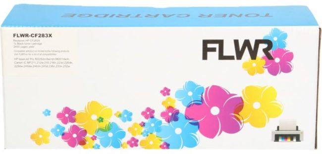 Afbeelding van FLWR - Toner / 83X Zwart - Geschikt voor HP