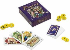 Dal Negro kaartspel Primiera karton paars 3-delig
