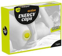 Ero By Hot Energie Capsules Voor Mannen 5 Stuks (5capsules)