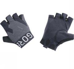 Gore Wear C7 Short Finger Pro Gloves Donkergrijs/Wit