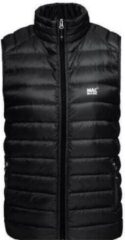 Mac In A Sac Bodywarmer Alpine Down Gilet Heren Zwart Maat M