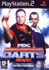 Oxygen Interactive PDC World Championship Darts 2008 /PS2