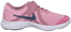Rosa Laufschuhe Revolution 4 (PS) mit Flexkerben 943307-004 Nike Pink/Diffused Blue-Elemetal Pink-White