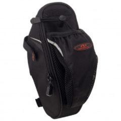Norco Bags - Utah Satteltasche Plus - Fietstas maat 2,25 l, zwart