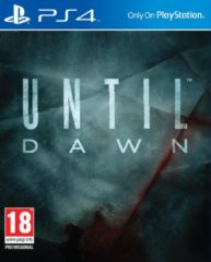 Sony Until Dawn | PlayStation 4