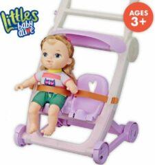 Littles Baby Alive Littles by baby alive stroller Anna wandelwagen