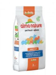Almo Nature Cat Holistic Adult 2 kg - Kattenvoer - Vis&Rijst Holistic - Kattenvoer