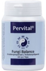 Nutramin Pervital Fungi Balance Capsules 60st