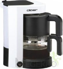 Witte Cloer Coffee Maker, 5-cup white