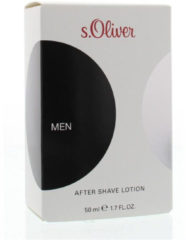 S.Oliver S Oliver Man aftershave lotion splash 50 Milliliter