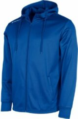 Stanno Field Hooded Top Full Zip Sportjas - Blauw - Maat 128
