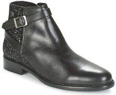 Zwarte Laarzen Betty London NORINA