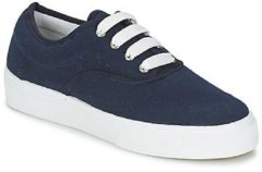 Blauwe Lage Sneakers Yurban PLUO