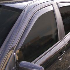 Zwarte ClimAir Zijwindschermen Dark Volvo FH12/FH13/FH16/SH12/FM7/FM10/FM12 1993