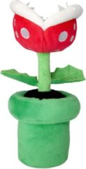 Little Buddy Toys Super Mario - Piranha Plant Knuffel 23 cm