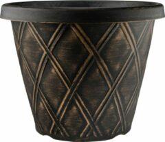Bruine Patio pot set waterwick Classic
