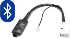 Zwarte No Name Audi Bluetooth Audiostreaming Adapter 12pin Audi A3 A4 TT 8J RNSE RNS-E BNS 5.0 Chorus Concert