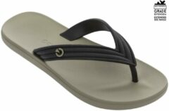Cartago Porto Heren Slippers - Beige/Brown - Maat 39/40