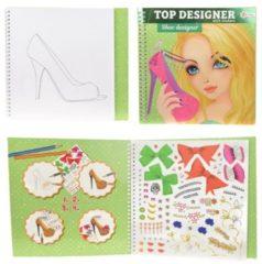 Massamarkt Toi Toys Schetsboek schoenen ontwerpen