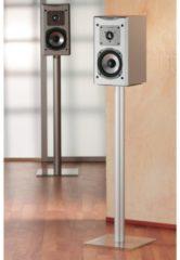 2x Lautsprecherstand 'Boxero Maxi' | Lautsprecherständer Boxenständer Boxenstand Ständer VCM Klarglas