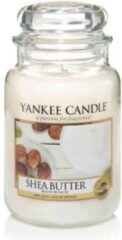 Witte Yankee Candle Świeca YANKEE słoik duży Shea Butter