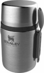 Stanley PMI Stanley The Stainless Steel All-in-One Food Jar Thermosfles met Spork - 530 ml - RVS